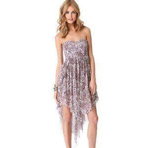 FREE PEOPLE Summer Daze Layered Tube Dress - S
